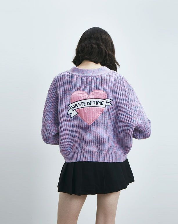 Pastel Rainbow Cardigan                                                                                                                                                                                 More