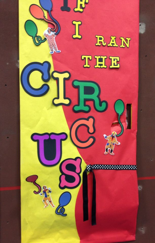 86 Best Ds If I Ran The Circus Images On Pinterest