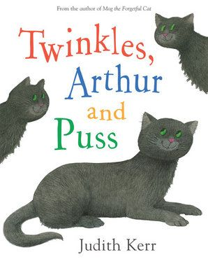 One day Twinkles, Arthur and Puss all disappear! As Grandpa, The Jones' and Lady Daisy search everywhere for their cats, a hilarious plot unfolds. Whatever have Twinkles, Arthur and Puss been getting up to?