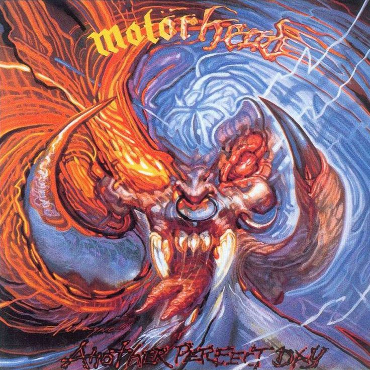 Carátula Frontal de Motörhead - Another Perfect Day