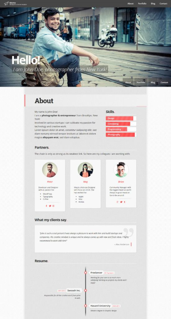 90 best creative themes images on pinterest creative website