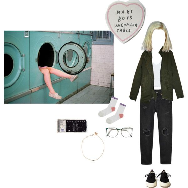 UNCOMFORTABLE by papawine on Polyvore featuring Zara, Monki, Eytys and VANRYCKE