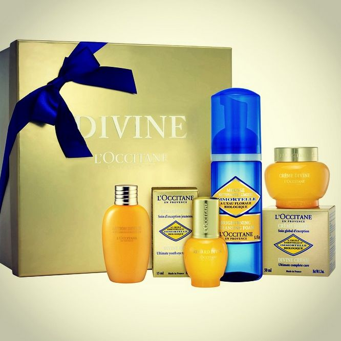 For a luxury treat for the #BeautyQueen or post-workout relaxing treatments for the #FitnessFanatic head to @loccitane in #RegentStreet for the perfect #Christmas gift sets. http://bit.ly/1zeOZ05