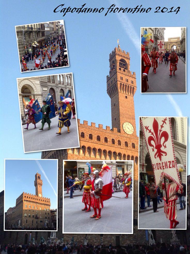 Capodanno Fiorentino 25 marzo 2014  New Years celebration in Florence 25th March 2014