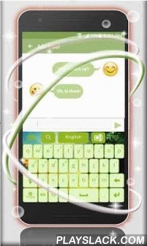 Keyboard Lime Green  Android App - playslack.com ,  Als u de luie warme zomerdagen mist, zal dit heldere en kleurrijke thema hen dichter bij you.It is tijd voor een cocktail dus zet een glimlach op je gezicht en geniet van uw telefoon met onze nieuwste KEYBOARD LIME GROEN! Vergeet niet , de zomer is zo ongeveer hier , zodat u kunt beginnen met het delen van dit prachtige thema met je vrienden ook. Verspreid het woord , er is genoeg plezier voor iedereen ! Wij hopen dat u zult genieten…