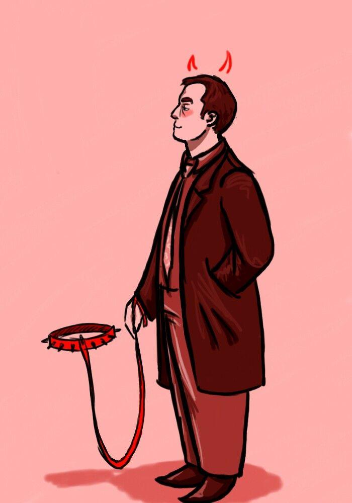 Autolycus Fan Art Crowley | Supernatural...