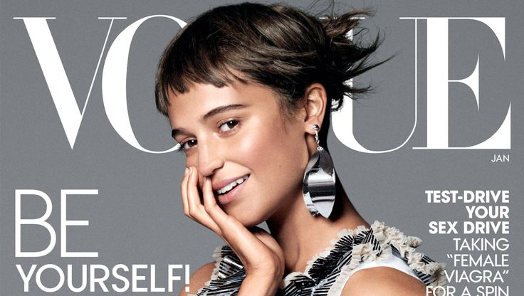 👆🏻Alicia Vikander Lands Her First 'Vogue' Cover for January 2016 http://www.justjared.com/2015/12/14/alicia-vikander-lands-her-first-vogue-cover-for-january-2016/