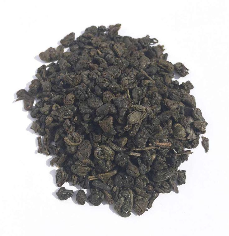 Green Tea Leaf, one of the natural Nootropic ingredients in PowerFocus® Brain Supplement by Brainpower Nootropics Ltd.