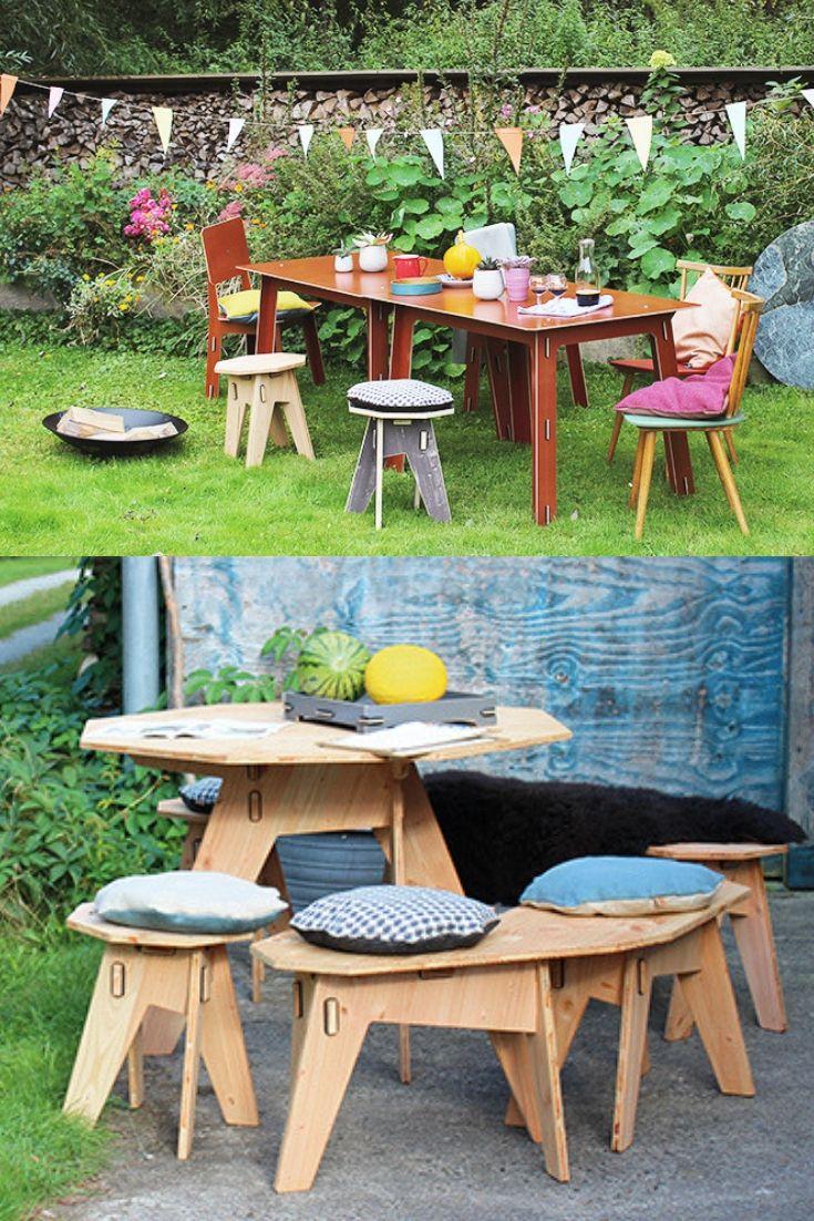 Jeder Garten Ist Ein Freizeitrefugium Besonders Auch Fur Kinder