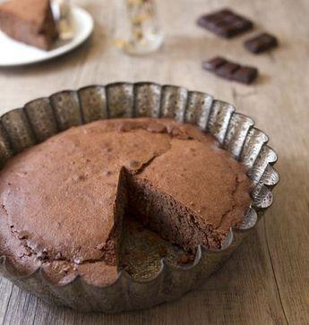 Gâteau au chocolat de Cyril Lignac - Ôdélices : Recettes de cuisine faciles et originales !