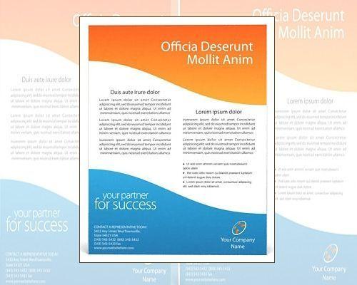 Free Microsoft Word Flyer Templates Flyer Design Templates Free Brochure Template Free Flyer Templates