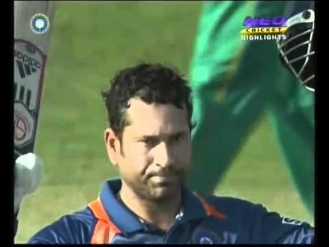 Sachin Tendulkar 200*