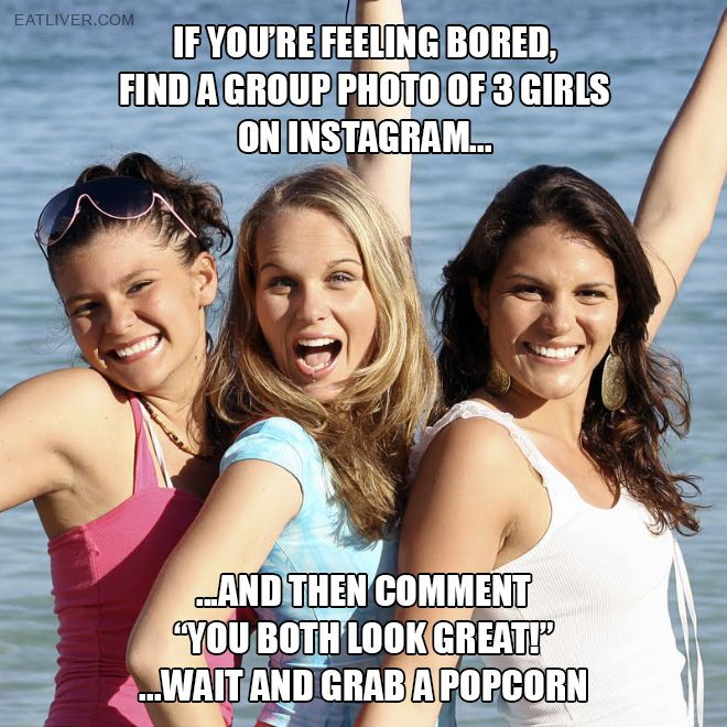 Feeling Bored Try This Funny Girl Pics Crazy Funny Pictures Funny Baby Quotes