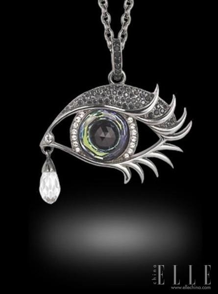 Stephen Webster's Envious Eye pendant (7 Deadly Sins Series)