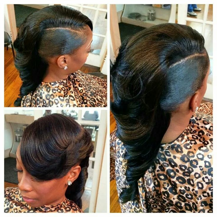 175 best Cute Styles ~ Mohawks images on Pinterest | Hair ...