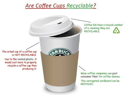 Can You Recycle Dunkin Donuts Iced Coffee Cups
