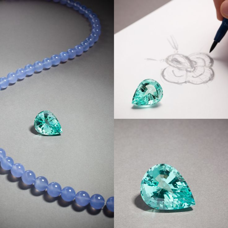 An incredibly rare Vanadium Beryl sits on the workman's bench being drawn and imagined into beautiful high jewellery. Discover Louis Vuitton's high jewellery collection that sold out almost in an instant, thanks to the use of exquisite gemstones and stunning fashion jewellery design. http://www.thejewelleryeditor.com/videos/louis-vuitton-watches-and-jewellery/revealed-louis-vuittons-bold-new-blossom-high-jewellery-collection/?action=play #jewelry