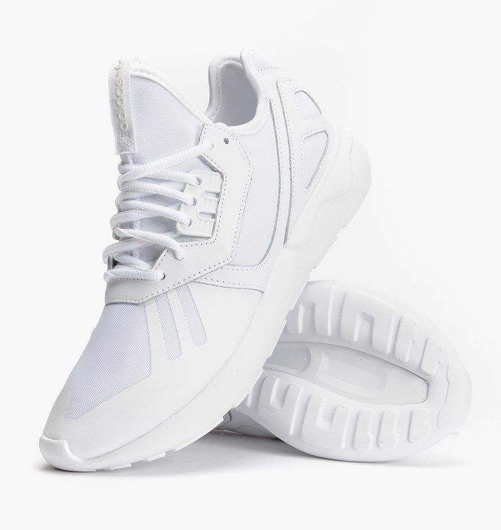 Adidas Tubular Runner All White