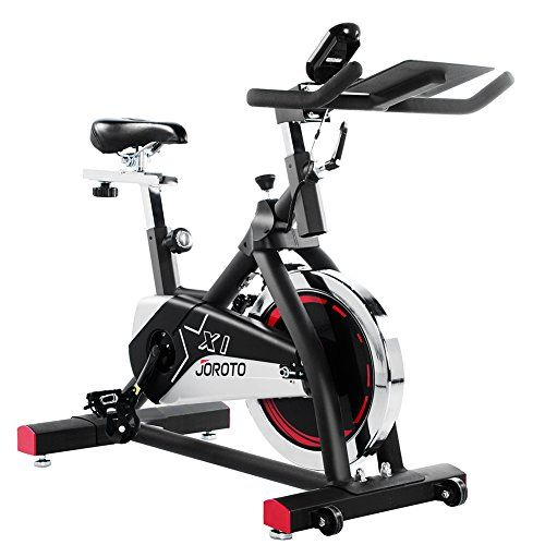 Joroto Indoor Cycling Bike Trainer Professional Exercise Bike