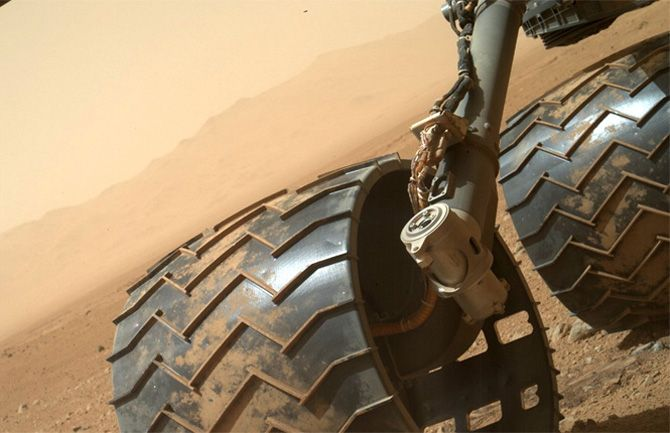 first us mars landing famous photograph name - photo #7