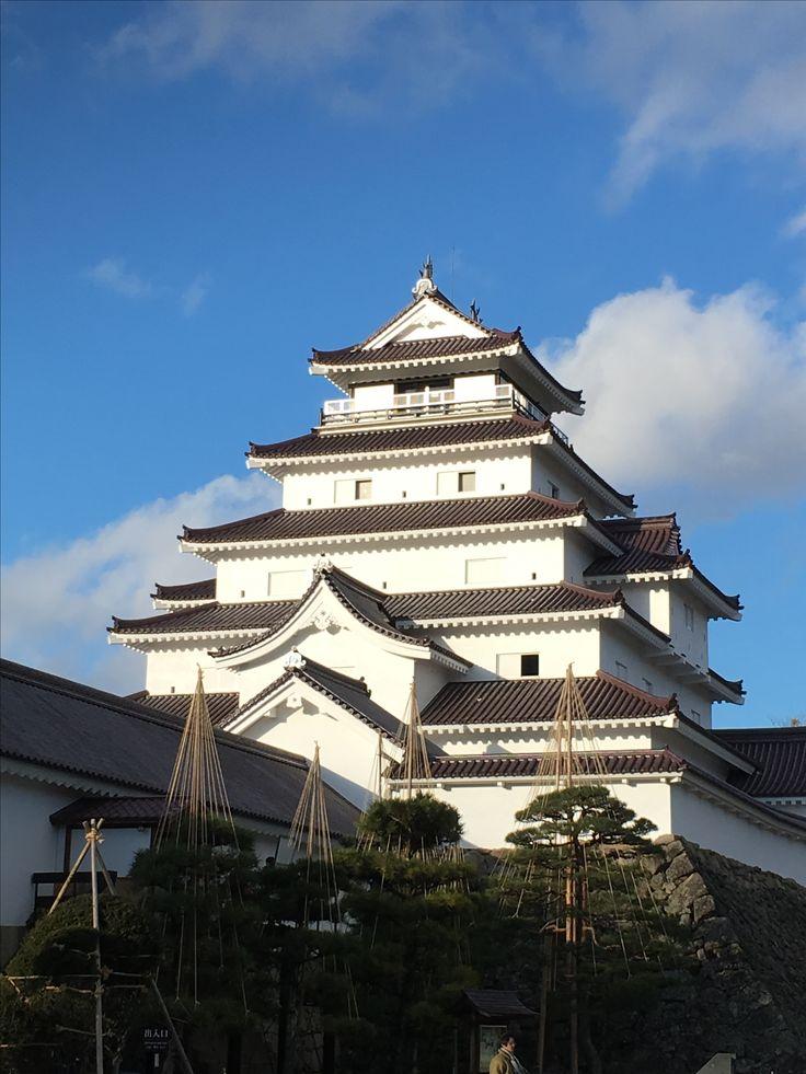 鶴ヶ城  会津若松