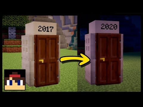 Minecraft How To Make A Working Time Machine Mcpe Youtube Minecraft Minecraft Architecture How To Make