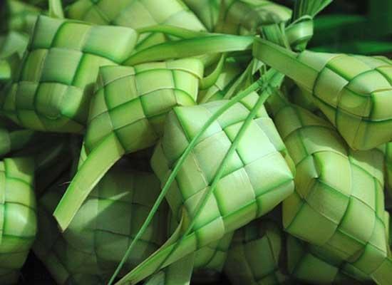 How to Make Ketupat