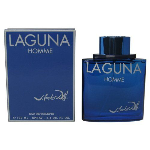 Laguna By Salvador Dali For Men. Eau De Toilette Spray 3.4 Ounces by Salvador Dali. Save 45 Off!. $27.38. Packaging for this product may vary from that shown in the image above. This item is not for sale in Catalina Island. Introduced in 2001. Fragrance notes: cedar, vanilla, lime and jasmine, an exotic blend. Recommended use: daytime.When applying any fragrance please consider that there are several factors which can affect the natural smell of your skin and, in turn, the wa...