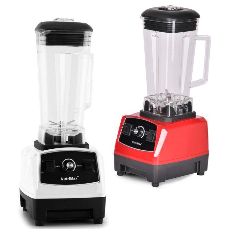 BPA Livraison 3HP 2200 W Robuste de Qualité Commerciale Mélangeur Mélangeur Juicer Haute Puissance Alimentaire Processeur Glace Smoothie Bar Fruits mélangeur
