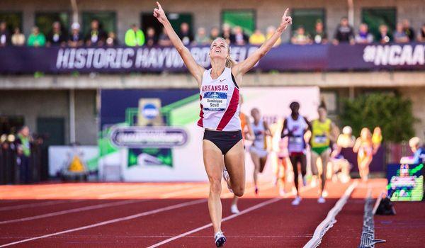 Dominique Scott-Efurd's Whirlwind Journey to Rio 2016  #run #fitspo #teamsarise