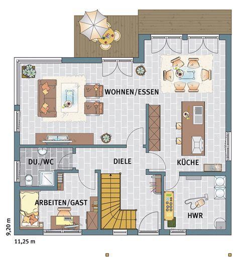 Hausbau ideen baupläne  Die besten 25+ Bauzeichnung Ideen auf Pinterest | Sims Haus ...