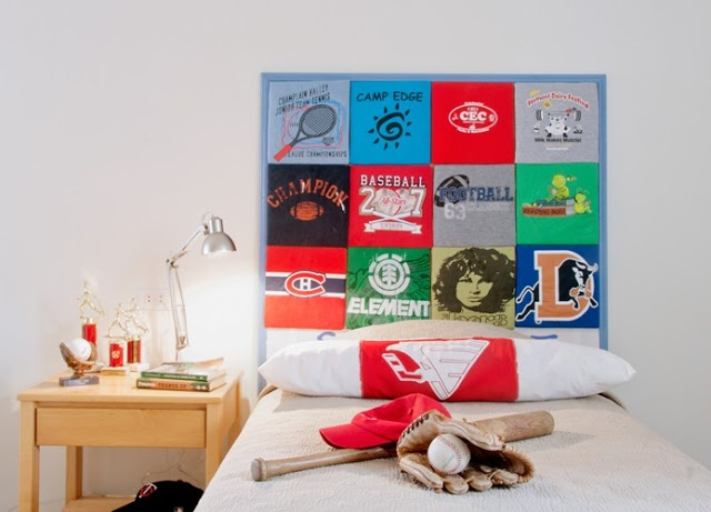 20 teenage boy room decor ideas - Hausgemachte Kopfteile Fr Kinder