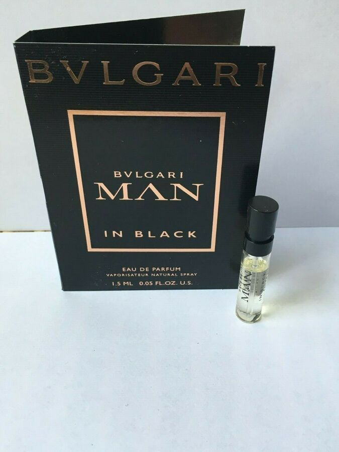 Details About Bvlgari Man In Black Edp Perfume Edt Various Sample Spray Vials New Bvlgari Man In Black Fragrance Samples Halloween Costumes For Kids