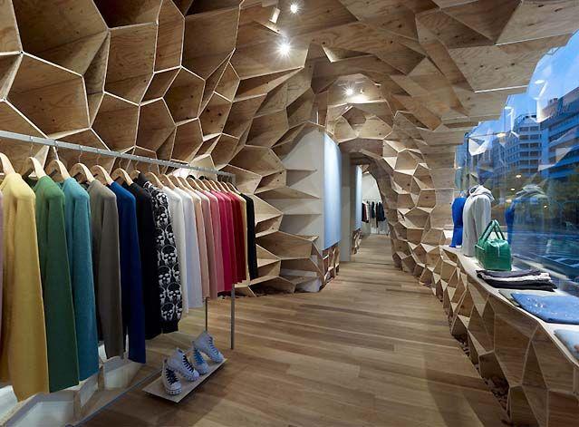 Boutique Shop Interior Design