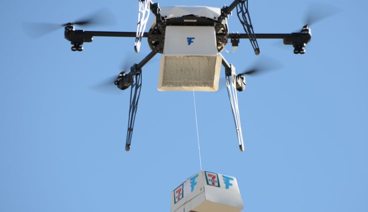 flirtey stock Domino's and flirtey have launched the first commercial drone delivery service, aiming to soon deliver pizza via remotely piloted aircraft (rpa).
