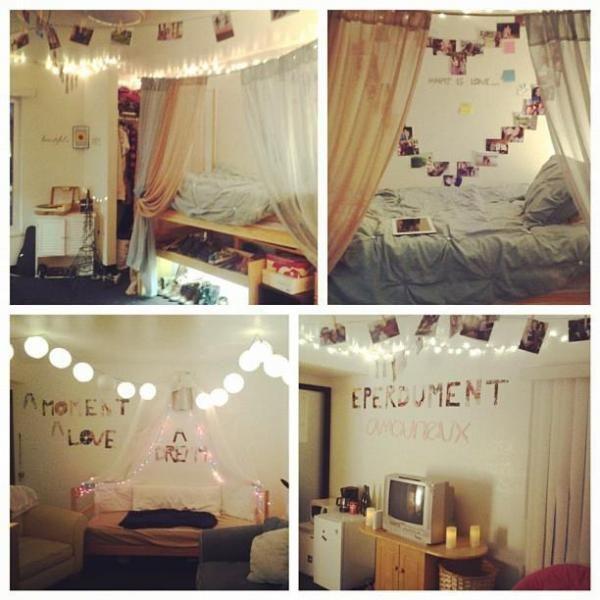 93 Best Dorm Room Deco Images On Pinterest Good Ideas