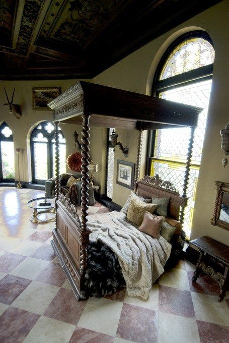 321 Best Bedroom Décor And DIY (Gothic, Steampunk, Victorian, Medieval, And  Modern) Images On Pinterest | For The Home, My House And Animales