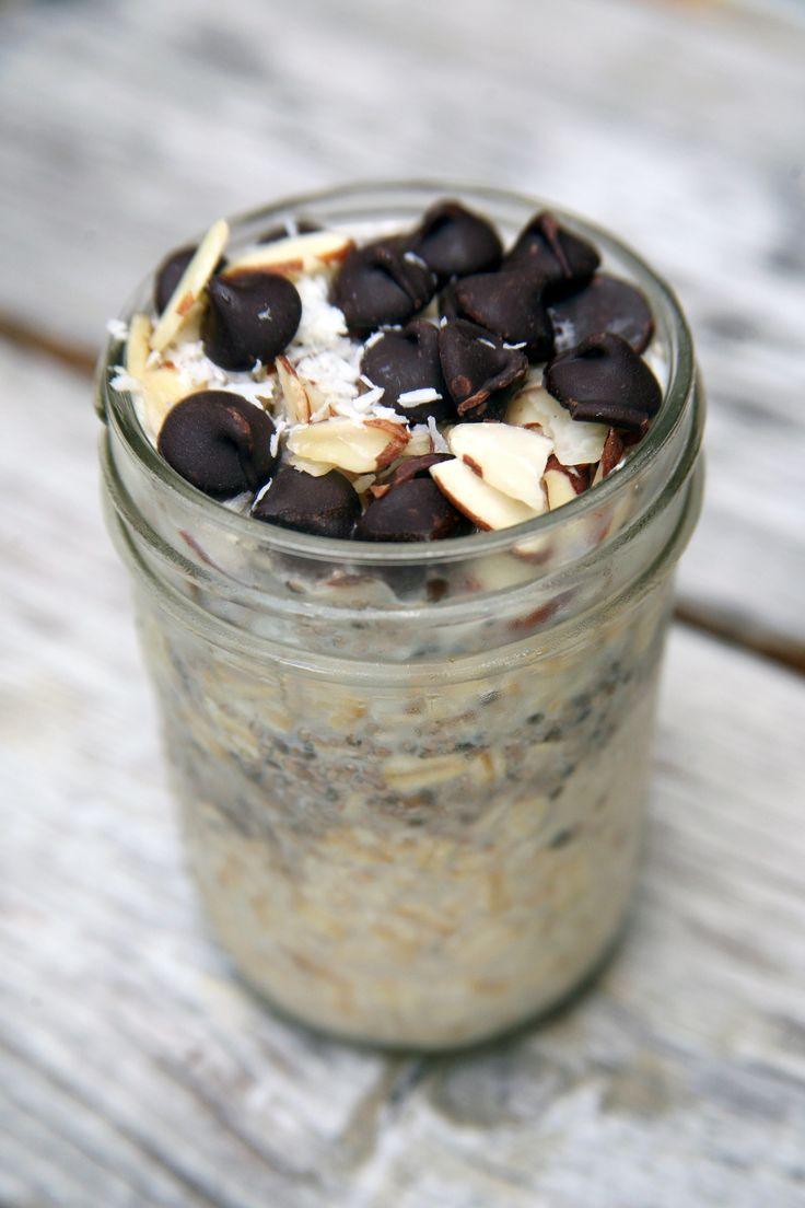 How to Make Low-Calorie Overnight Oats | POPSUGAR Fitness