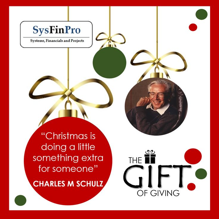 #SysFinPro will always do a little something extra byputting in extra effort for our clients.