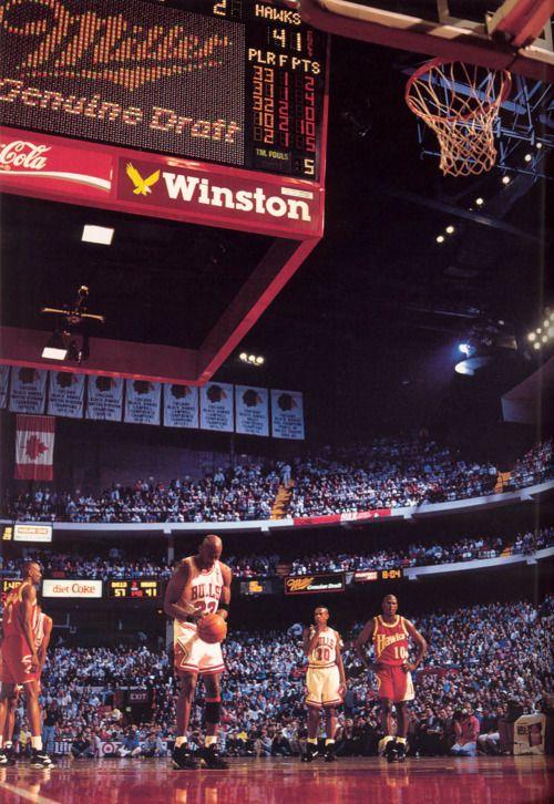 MJ The Free Throw Line Definitive Michael Jordan