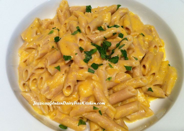 penne pasta with pumpkin alfredo sauce penne pasta with pumpkin ...