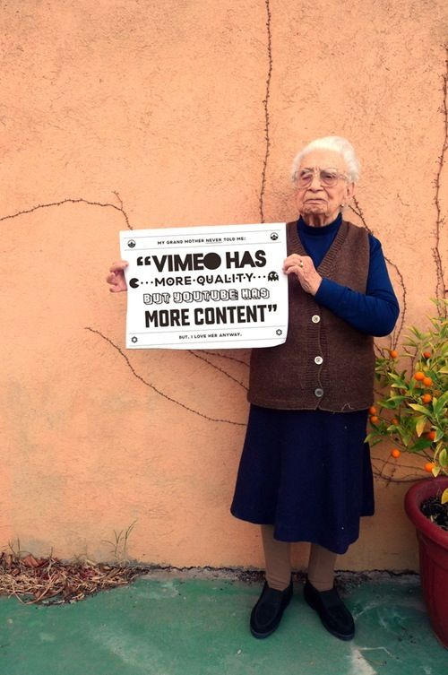 My grand mother never told me – Chacho Puebla