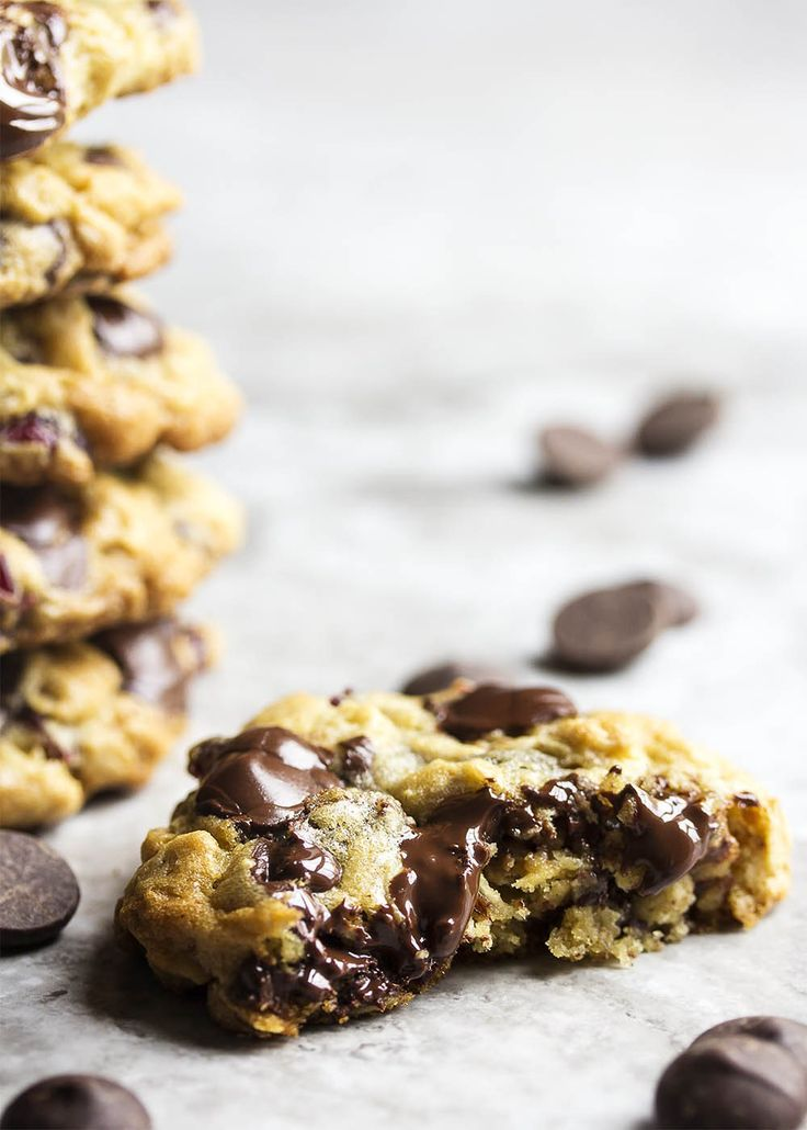 One Bowl Chocolate Cherry Oatmeal Cookies - This recipe for one bowl gooey, chocolatey, cherry studded oatmeal cookies is so easy to make that you'll want to bake them right now. And you should because they are as tasty as they are easy.   justalittlebitofbacon.com