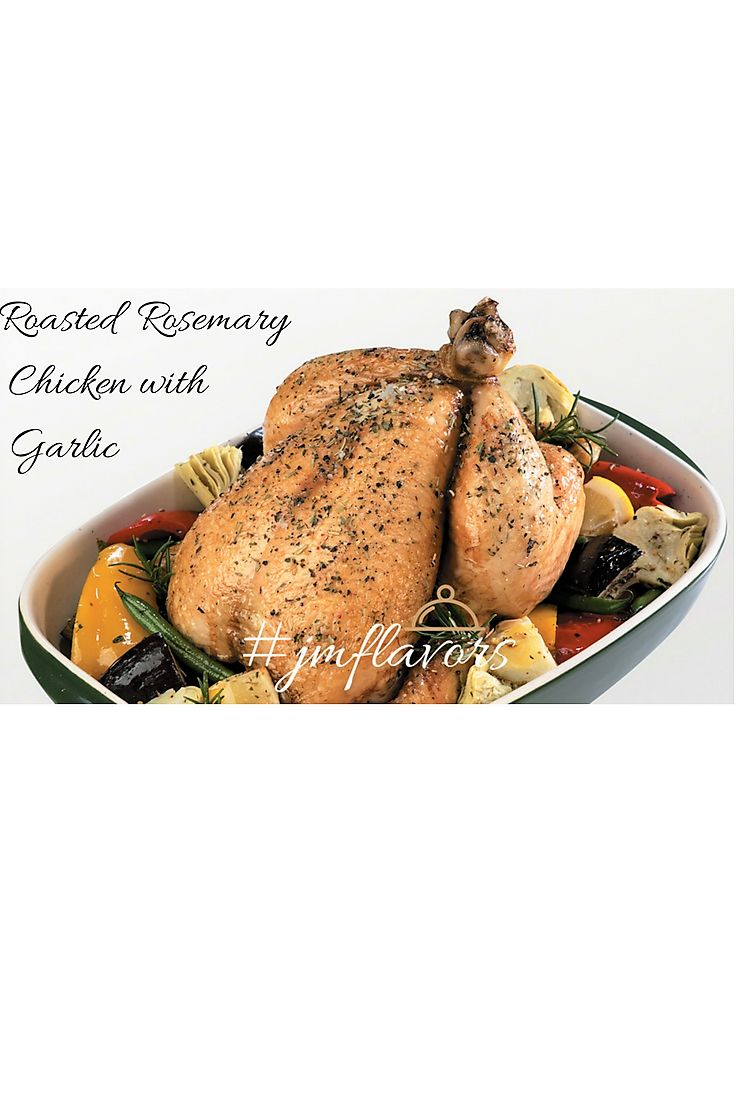 #lessfatthanturkey #roastedchicken A delicious, classic French whole-chicken recipe! Perfectly suitable for Christmas, Easter if you are bored with turkey...
