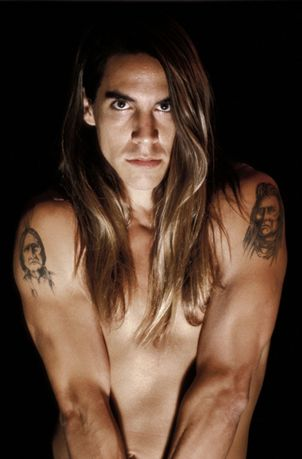 """""""I once happened to witness the slaughter of a cow. What atrocity must undergo an animal to satisfy the appetite of those fat men who eat hamburgers!"""" - Anthony Kiedis (Red Hot Chili Peppers)"""