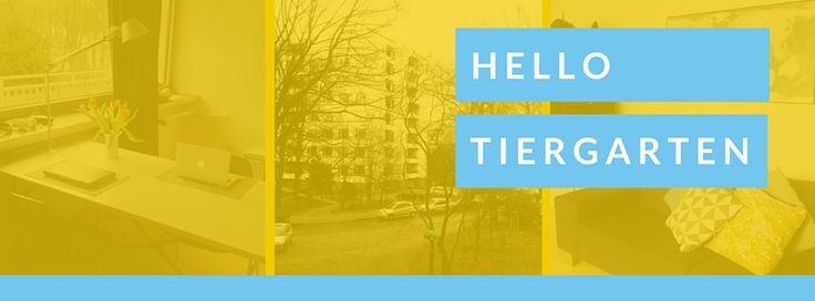 Hello Tiergarten