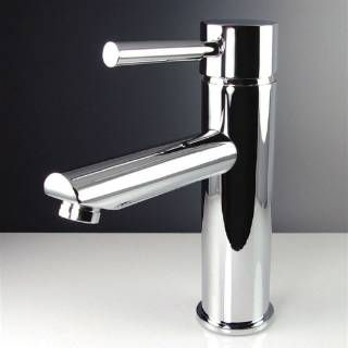 Check out the Fresca FFT1040CH Tartaro Single Hole Mount Bathroom Vanity Faucet in Chrome