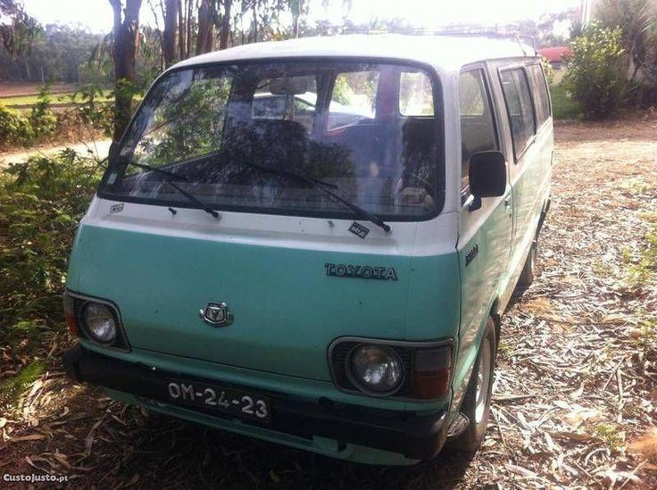 Sold Toyota HiAce LH 20 6 lugares . - Carros usados para venda