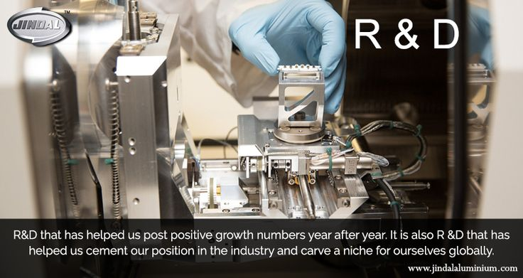 It is our continuous investment and commitment to R&D that has helped us…