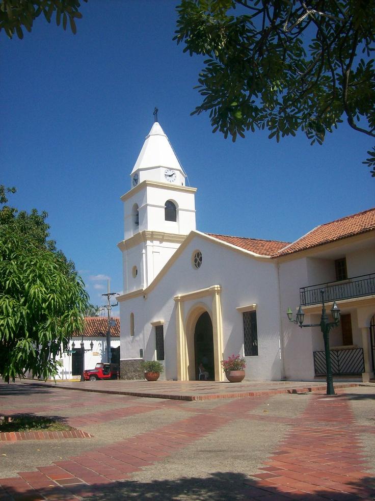 Colombia -  Capilla en Valledupar